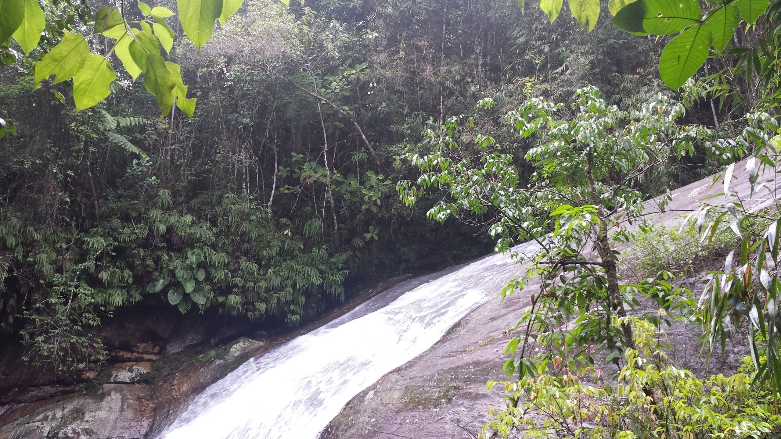 Cachoeira de Deus: a mais bela queda d´agua de Penedo (RJ)