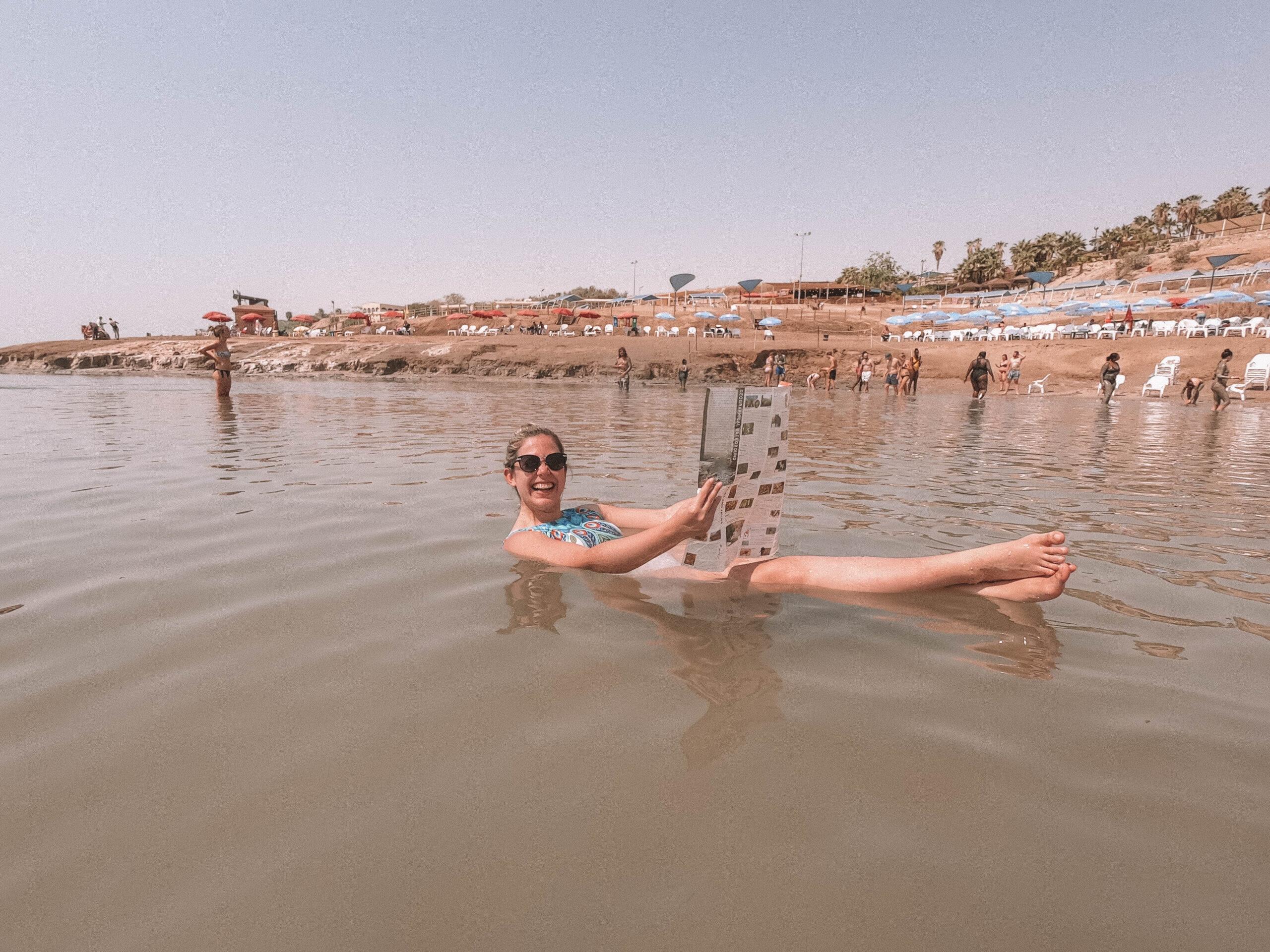 Massada, Mar Morto e Parque Nacional de Ein Gedi: um dia de passeios diferentes em Israel