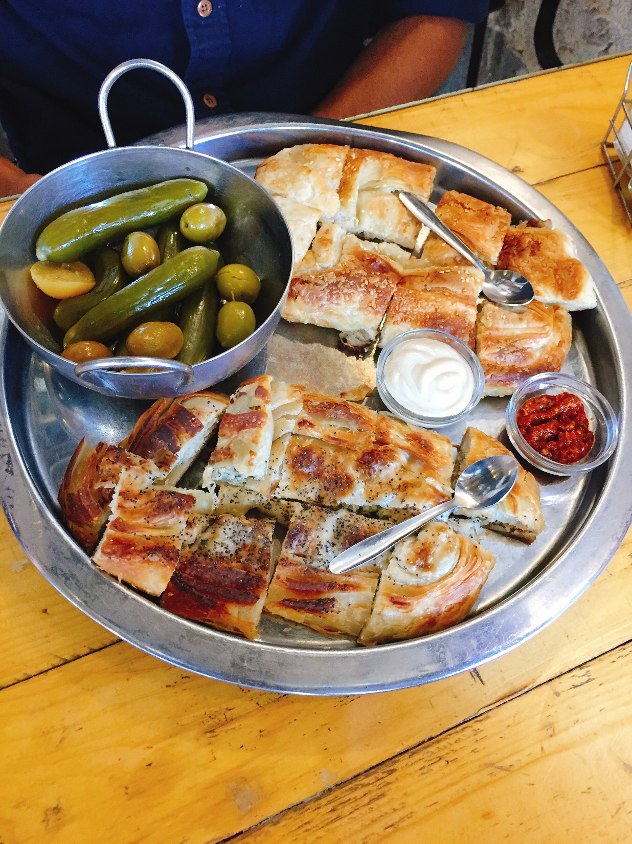 Tour Gastronômico em Tel Aviv: uma manhã provando as delícias de Israel