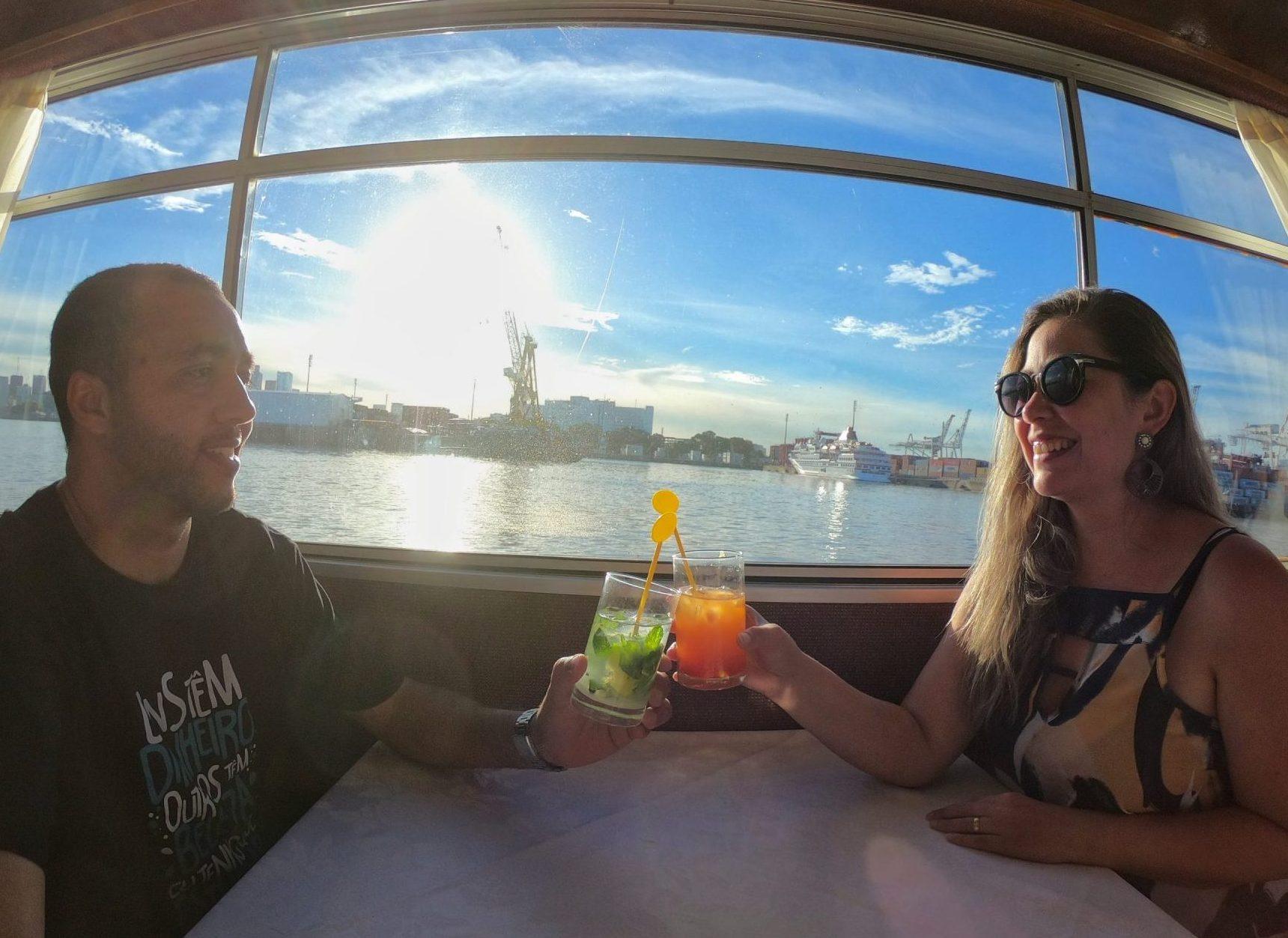 Passeio de barco em Buenos Aires